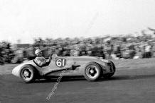 ERA G Type F2 Stirling Moss Castle Combe Oct 52